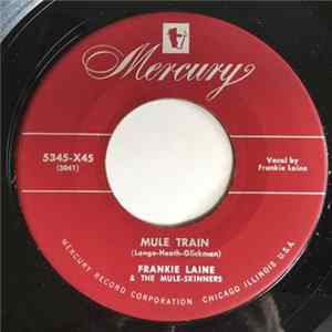 Frankie Laine - Mule Train Album Download