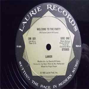 Lanier - Welcome To The Party Album Download