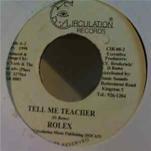 Rolex - Tell Me Teacher / Africa's Calling Album Download