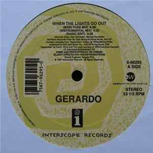 Gerardo - When The Lights Go Out Album Download
