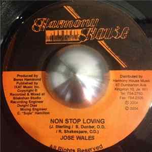 Jose Wales - Non Stop Loving Album Download