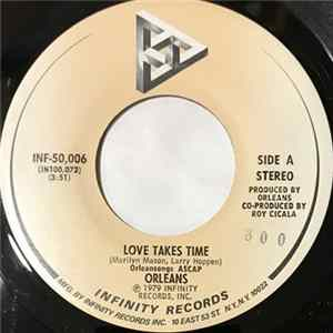 Orleans - Love Takes Time/Isn't It Easy Album Download