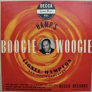 Lionel Hampton And His Orchestra - Hamp's Boogie Woogie Album Download