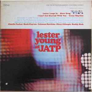 Lester Young - Lester Young At JATP Album Download