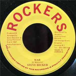 Steve Becker - War Album Download