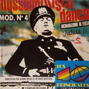 MOD N.4 - Mussolini Disco Dance Album Download