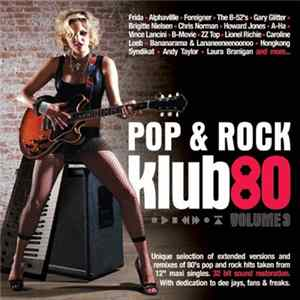 Various - Pop & Rock Klub80 Volume 3 Album Download
