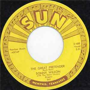 Sonny Wilson - The Great Pretender Album Download