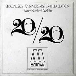Various - 20/20 Twenty No.1 Hits From Twenty Years At Motown Album Download