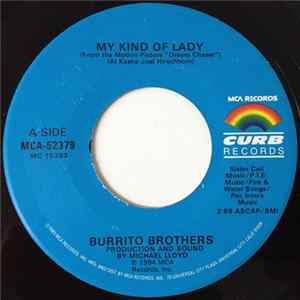Burrito Brothers - My Kind Of Lady / Dream Chaser Album Download