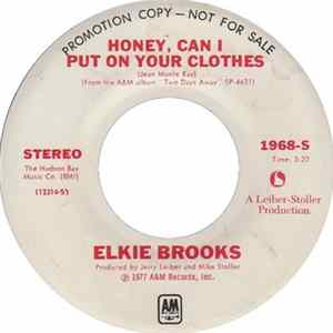 Elkie Brooks - Honey, Can I Put On Your Clothes Album Download