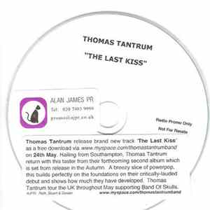 Thomas Tantrum - The Last Kiss Album Download