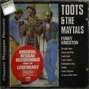 Toots & The Maytals - Funky Kingston Album Download