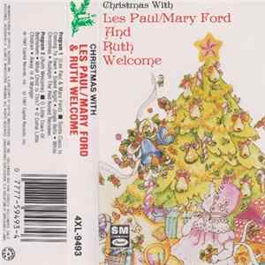 Les Paul & Mary Ford, Ruth Welcome - Christmas With Album Download