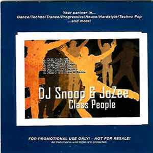 DJ Snoop & JoZee - Class People Album Download