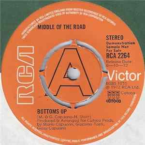 Middle Of The Road - Bottoms Up Album Download